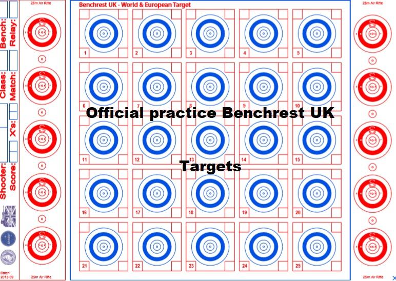 SALE - 50 Meter practice