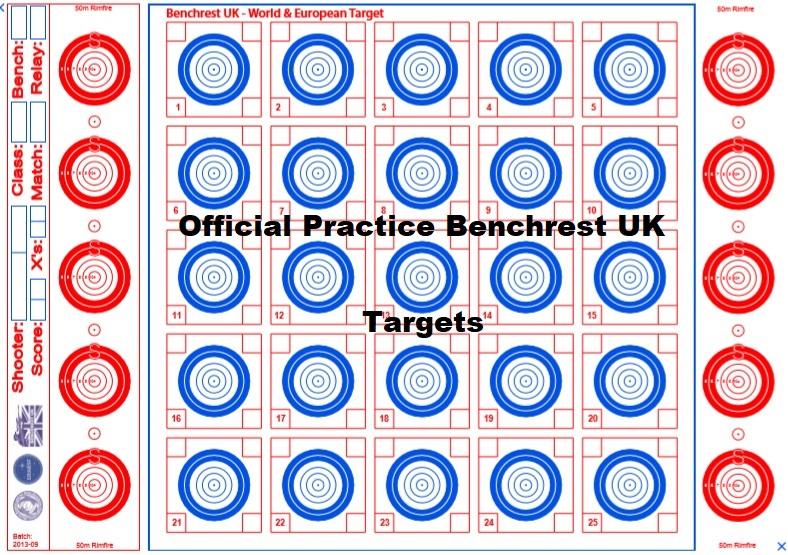 50 Meter practice